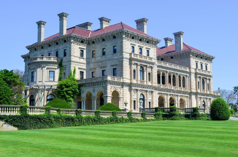 Apart from the Newport Cliff Walk, these Newport Mansions are the top-rated attraction in Newport RI